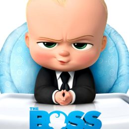 Movie at the Huber – Boss Baby – 9/10/2017