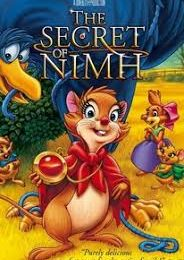 Movie at the Huber – Secret of NIMH – 8/13/2017