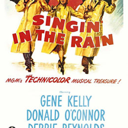 Hickstober Special Movie Event – Singing in the Rain – 10/14/2017