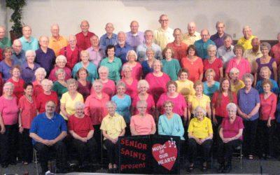 Senior Saints Concert – 9/13/2018